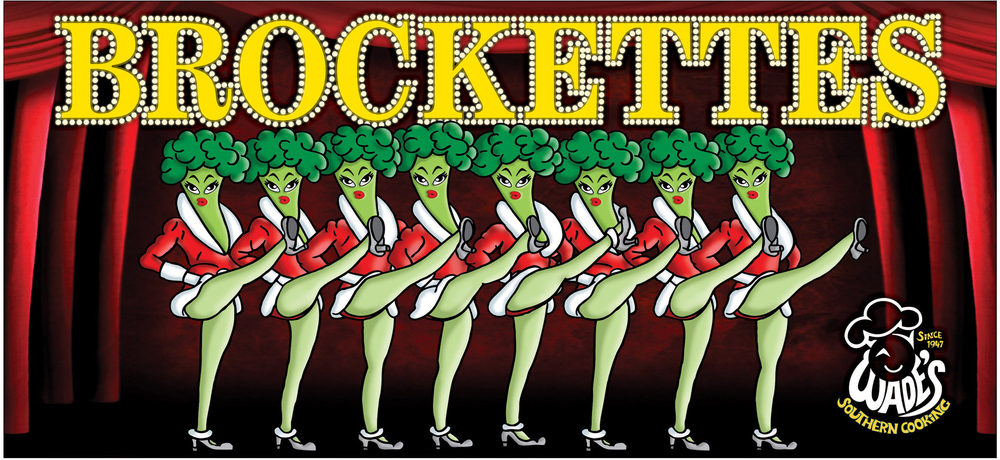 Brockettes