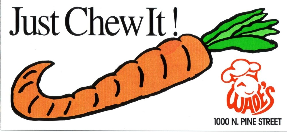 Just Chew It