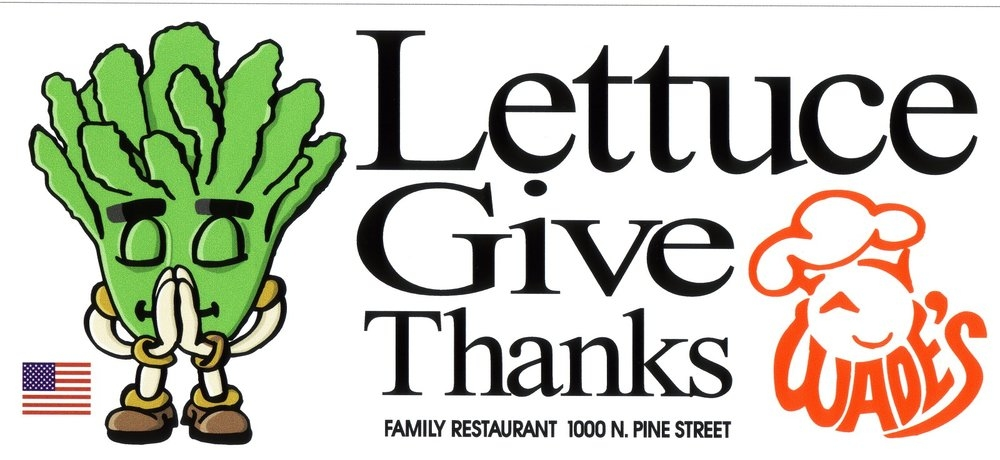 Lettuce Give Thanks